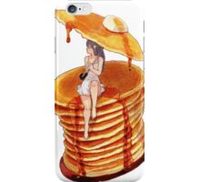 Breakfast Princess iPhone Case/Skin
