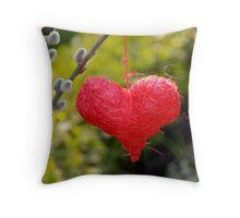 Love beyond Death Throw Pillow