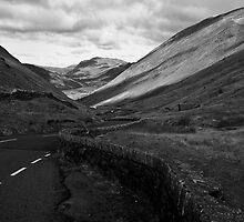 Kirkstone Pass Cumbria by Paul  Sloper