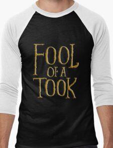 Fool of a Took Men's Baseball ¾ T-Shirt