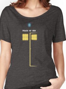 Glow of the TARDIS Women's Relaxed Fit T-Shirt