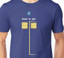 Glow of the TARDIS Unisex T-Shirt