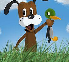 Duck Hunt by Adam Leonhardt