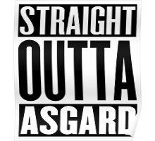 Straight Outta Asgard Poster
