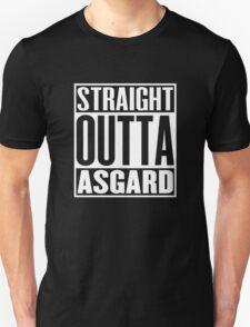 Straight Outta Asgard T-Shirt