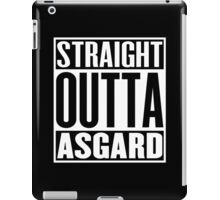 Straight Outta Asgard iPad Case/Skin