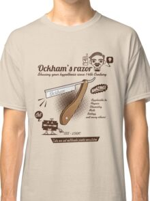 Ockham's razor Classic T-Shirt