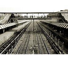 Terminal 3 Photographic Print