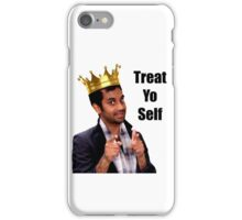 Treat Yo Self- Parks and Rec iPhone Case/Skin