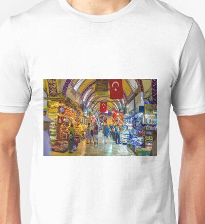 Istanbul Grand Bazaar, TURKEY Unisex T-Shirt