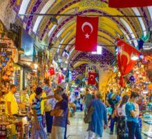 Istanbul Grand Bazaar, TURKEY Sticker