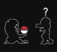 Chozo ball by Geek T-shirts