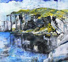 Foggingtor Quarry by Richard Sunderland