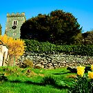 Holy Trinity Great Langdale II by John Hare