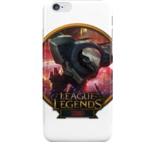 Project Zed iPhone Case/Skin