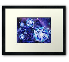 Hanging Gardens of Atlantis Framed Print