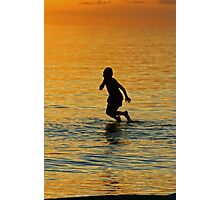 Walk on Water Photographic Print