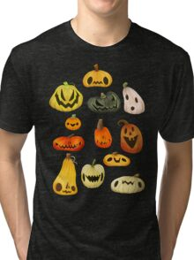 pumpkin patch Tri-blend T-Shirt