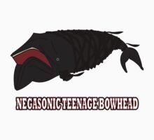 Negasonic Teenage Bowhead Kids Clothes