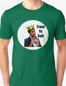 Treat Yo Self- Parks and Rec T-Shirt
