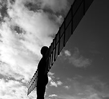 Angel  Of The North  by Paul  Sloper