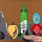 5 Objects #1 by zoe trap