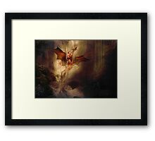The Last of His Kind Framed Print