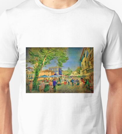 Sintra town Unisex T-Shirt