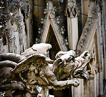 Do Gargoyles Dream of Stone Sheep? by dansLesprit