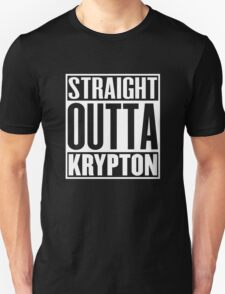 Straight Outta Krypton T-Shirt