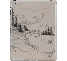 O BRING ME A LEAF FROM THE OLD FOREST iPad Case/Skin