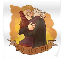 Do not die Poster