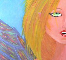 Colourful Wings by deborah kucher