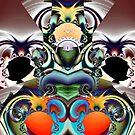 Garuda (Hindu) by JimPavelle