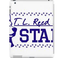 TL Reed iPad Case/Skin