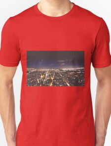 NYC from Empire State Building T-Shirt