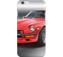 1971 Datsun 240Z iPhone Case/Skin