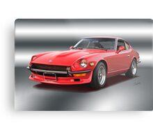 1971 Datsun 240Z Metal Print