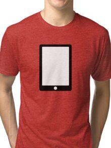 E-book Reader Tri-blend T-Shirt