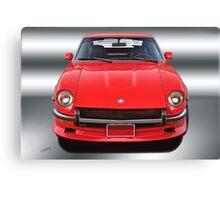 1971 Datsun 240Z VS2 Canvas Print