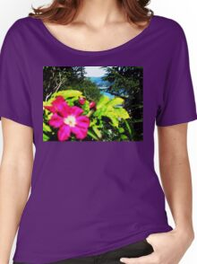 Bay Beyond Women's Relaxed Fit T-Shirt