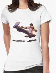Lee Sin Womens Fitted T-Shirt