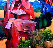 Art On Bourke by Janie. D
