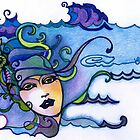Siren in Blue by Lori Elaine Campbell