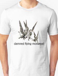 Wizard of Oz damned flying monkeys! T-Shirt