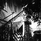 Li-Inn Stairway by AnalogSoulPhoto
