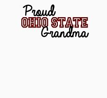 Proud Ohio State Grandma Womens Fitted T-Shirt