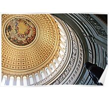 Rotunda of the United States Capitol Poster