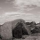 On the Rocks by Marzena Grabczynska Lorenc