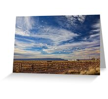 Arizona shots Greeting Card